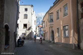 InnradwegHallinTirolRadfahren TirolWerbung OliverSoulas